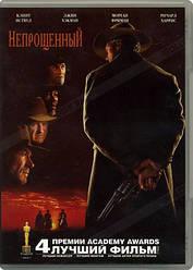 DVD-диск Непрощений (К. Іствуд) (США, 1992)