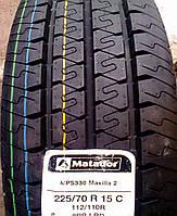 Шины  225/70 R15C 112/110R Matador MPS 330 Мaxilla 2