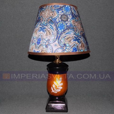 Светильник настольный декоративный ночник IMPERIA одноламповый LUX-540232