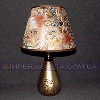 Светильник настольный декоративный ночник IMPERIA одноламповый LUX-540234