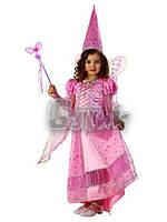 Костюм карнавальный Фея розовая, 36 размер
