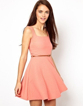 Текстурное платье Atmosphere