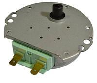 Двигатель мотор поддона тарелки 21V, 5/6rpm для микроволновой СВЧ печи ЛЖ LG 6549W1S011F, 6549W1S017D, 6549W1S002A