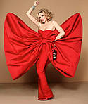 Встречайте 8 Марта в роскошном платье с цветочным орнаментом