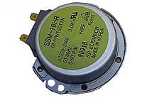 Двигатель, мотор поддона тарелки SSM-16HR, 220V 5/6R.P.M для микроволновой СВЧ печи LG 6549W1S011N, 6549W2S002Z (China)
