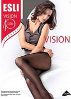 Колготки женские Esli VISION 40 ден, размер 2-4, Беларусь, фото 1