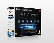 Amiko SHD-8900 Alien – спутниковый HD ресивер