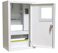 Шкаф монтажный распределительный наружный ШМР-1Ф-10А-Н  УЗО