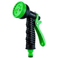 Пістолет-розпилювач для поливу Presto-PS насадка на шланг пластик