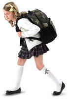Ортопедический школьный рюкзак – залог здоровой спины ребенка