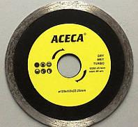 Диск алмазный по плитке АСЕСА 125*0.8*22.2 мм