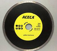 Диск алмазный по плитке ACECA 200*1.2*25.4 мм