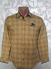 Рубашка на мальчиков размеры: 128,140,152 роста, фото 2