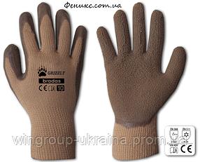 Перчатки защитные Grizzly 8, 9,10,11