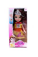 Музыкальная кукла Принцессы w668a в коробке 13*6,5*28см