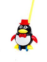 Каталка 0339 пингвин на палке кул. 17*13*16