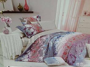 Постельное белье Вилюта сатин двухспальный 504