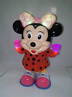 Танцующий Микки Маус, интерактивная игрушка Minnie Mouse 861-16