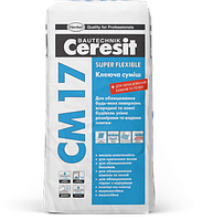 Клеюча суміш Ceresit СМ 17 Super flexible 25kg