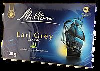 Чай черный в пакетиках Milton Earl Grey Classic с бергамотом (80шт.)