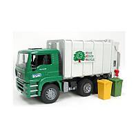 Машинка сміттєвоз MAN Bruder 02764