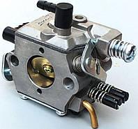 Карбюратор для бензопилы GL 4500 / GL 5200 (с подкачкой)