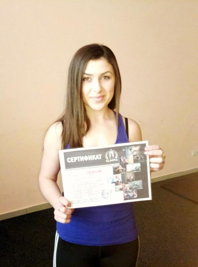 Отзыв от Юлии Мартынюк на курсы универсального тренера от школы Олимпия
