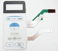 Клавиатура, панель сенсорная для микроволновой СВЧ печи Samsung Самсунг M1739NR Samsung DE34-00284A