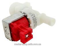 Клапан впускной 1/180 со спаренной фишкой для стиральной Electrolux Электролюкс AEG АЕГ Zanussi Занусси 50227706004