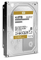 Жесткий диск HDD WD 3.5 SATA 3.0 4TB 7200rpm Cache 64MB Gold