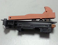 Кнопка включения УШМ болгарки Makita 9069, Craft 2500 W 230, Фиолент 2300 и др. (2 контакта)