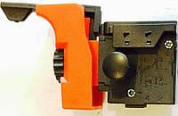 Кнопка дрели DWT-500/600 w и др. (широкий реверс) с фиксатором