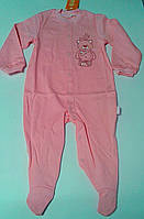 Комбинезон Для малышей Розовый 80 см 9 м. Интерлок 03077001135 КБ77д Бэмби Украина
