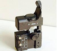 Кнопка дрели Интерскол 350 - 800 w (ДУ-10/350ЭР - ДУ-13/780ЭР) и др.