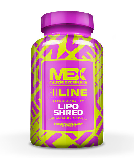 MEX Lipo Shred 120t