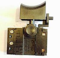 Кнопка сетевого шуруповерта (клавиша L - 17) с реверсом и фиксатором