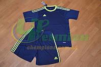 Футбольная форма для команд Adidas Адидас фиолетовая
