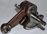 Коленвал для мотокосы, бензотриммера с диаметром поршня 40 мм.