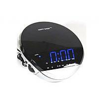 Часы с Радиоприемником YJ 382 FM радио