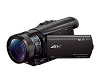 Видеокамера Sony 4K Handycam AX100 FDR-AX100 digital video camera