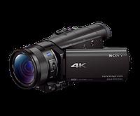 Видеокамера Sony 4K Handycam AX100 FDR-AX100 digital video camera