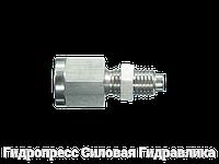 Измерительные штуцера для манометра - SMA, Нержавеющая сталь