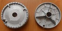 Конфорка, горелка большая D=95мм для газовой плиты Greta 2008-2011г