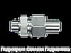 Прямые резьбовые соединения со сварным конусом - стандартное исполнение, Нержавеющая сталь