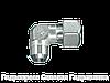 Угловые резьбовые соединения WAS - с накидной гайкой типа SC, Нержавеющая сталь