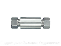 Переборочные резьбовые соединения ESV - стандартное исполнение, Нержавеющая сталь
