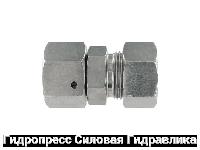 Соединение переходник - DKO - SC, Нержавеющая сталь