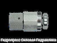 Резьбовое соединение для манометра, Нержавеющая сталь