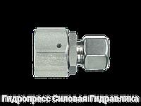 Переходные резьбовые соединения RED - DKOL - стандартное исполнение, Нержавеющая сталь