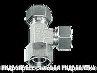 Резьбовые соединения тройниковые EL - стандартное исполнение, Нержавеющая сталь
